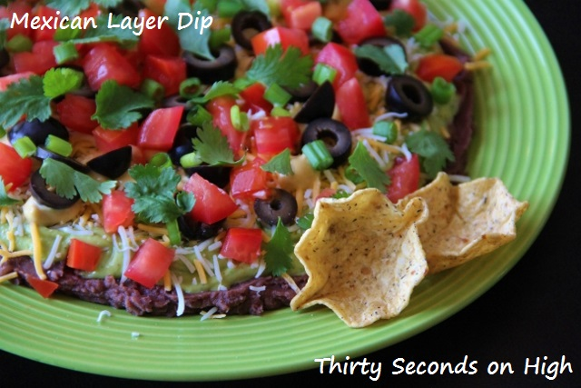 Mexicn Layer Dip